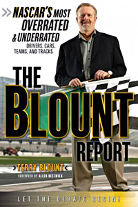 Terry Blount book cover