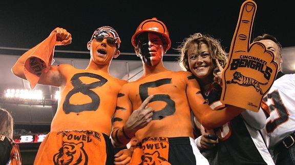 Bengals Fans