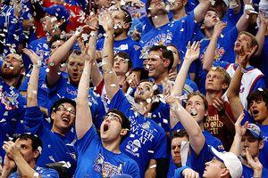 Kansas fans