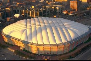 Metrodome 