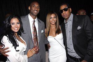 Kobe Bryant & Jay-Z