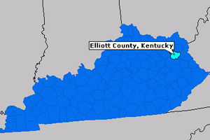 Elliott County, KY