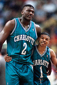 Larry Johnson, Muggsy Bogues