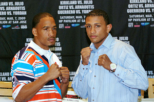 James Kirkland, Joel Julio