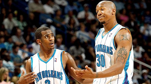 Chris Paul & David West