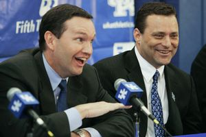 Billy Gillispie, Mitch Barnhart