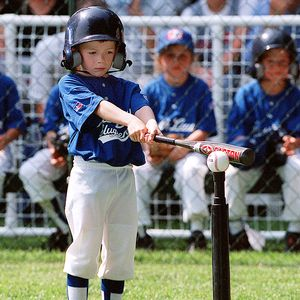 T-ball player