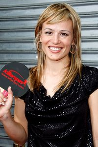 Mary Buckheit Q Amp A With Table Tennis Goddess Biba Golic