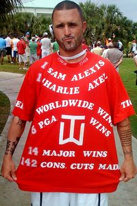 Tiger Woods Fan