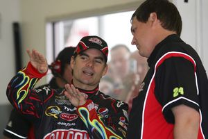 Jeff Gordon, Steve Letarte