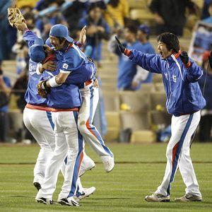 Koreans Celebrate