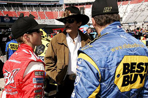 Kahne & Petty & Sadler