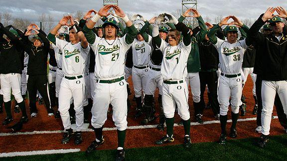 university of oregon baseball