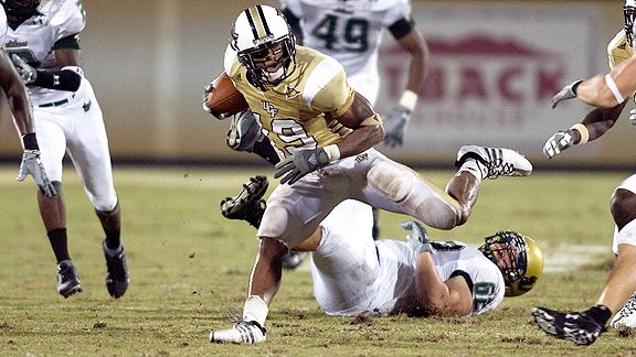 South Florida v Central Florida