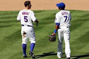 David Wright and Jose Reyes