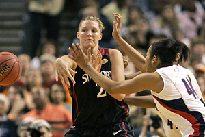 UCONN vs. Stanford 2008