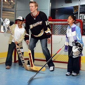 Science of Hockey Exhibit