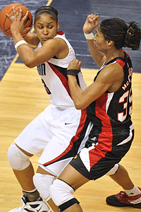 Maya Moore & Angel McCoughtry