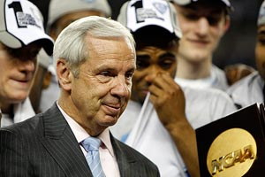 Wayne Ellington & Roy Williams