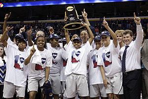 UConn Trophy