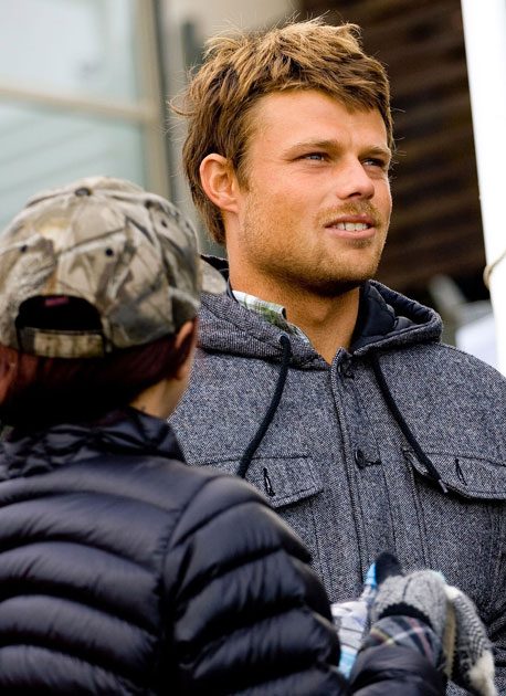 After Dane Reynolds was eliminated from the Rip Curl Pro in Round 1, the contest contest just won't be the same without him.