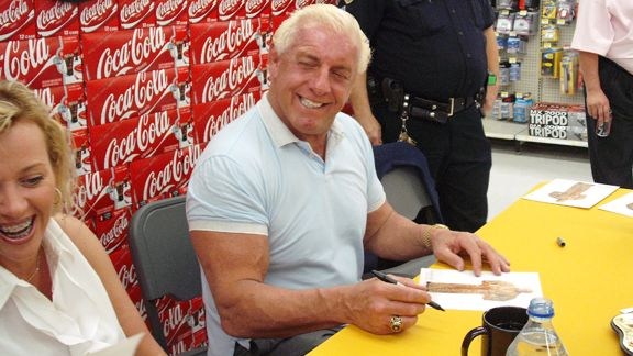 Ric Flair to be inducted into WaterWHOOOOO! (Waterloo) Hall of Fame