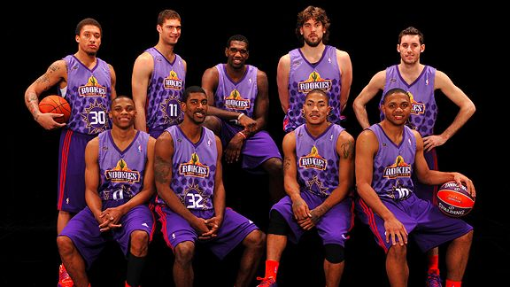 NBA Rookie Team