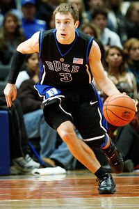 Jim O'Connor/US Presswire Greg Paulus was Duke's starting point guard