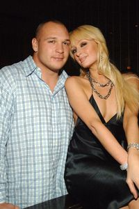 Brian Urlacher, Paris Hilton