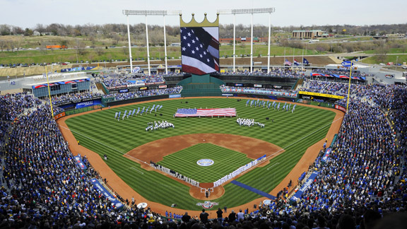 kansas city royals stadium seating chart: Kauffman stadium seating chart pictures directions and history