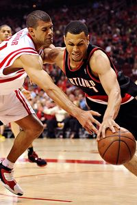 Shane Battier, Brandon Roy