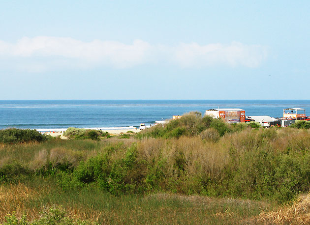 It was by no means all-time Lowers today, but damn if it wasn't a beautiful day just the same. Aren't you glad you saved this place?