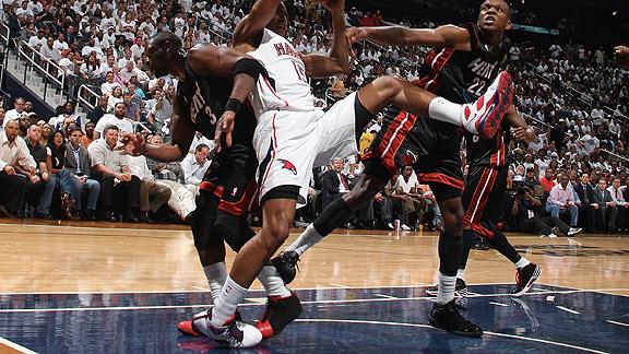 Daily Dime: NBA playoffs: Atlanta Hawks vs. Miami Heat, Game 5 - NBA - ESPN