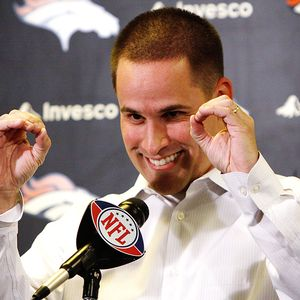 JOSH MCDANIELS, the new coach of the Denver Broncos, has a definite ...