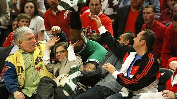 paul pierce wife name. Paul Pierce and the Celtics
