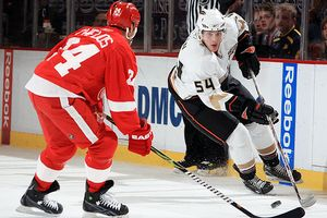 Red Wings vs Ducks