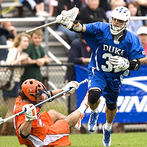 Duke/Virginia Lacrosse
