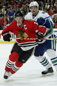 Canucks vs. Blackhawks