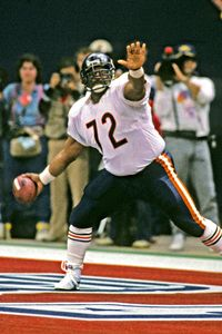 Bears Hall of Famer Mike Singletary -- Chicago Tribune