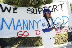 Manny Ramirez fan
