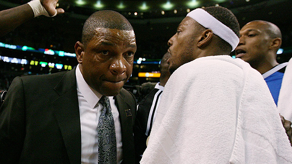 Doc Rivers & Paul Pierce