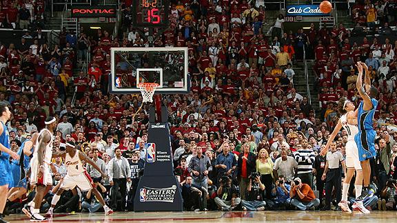 Magic v Cavaliers