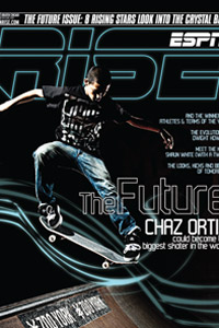 CHI Rise Cover