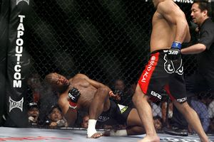 Evans vs Machida