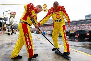 NASCAR Rain Delay