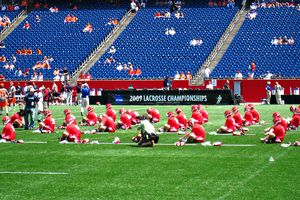 Cornell Big Red men�s lacrosse