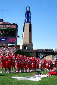 Cornell Big Red men�s lacrosse