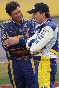 Michael Waltrip & David Reutimann