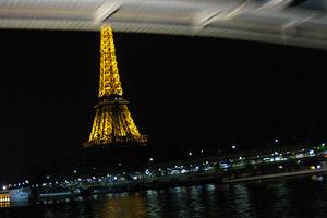 Coleman Collins in Paris