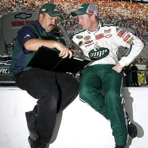 Tony Eury Jr./Dale Earnhardt Jr.